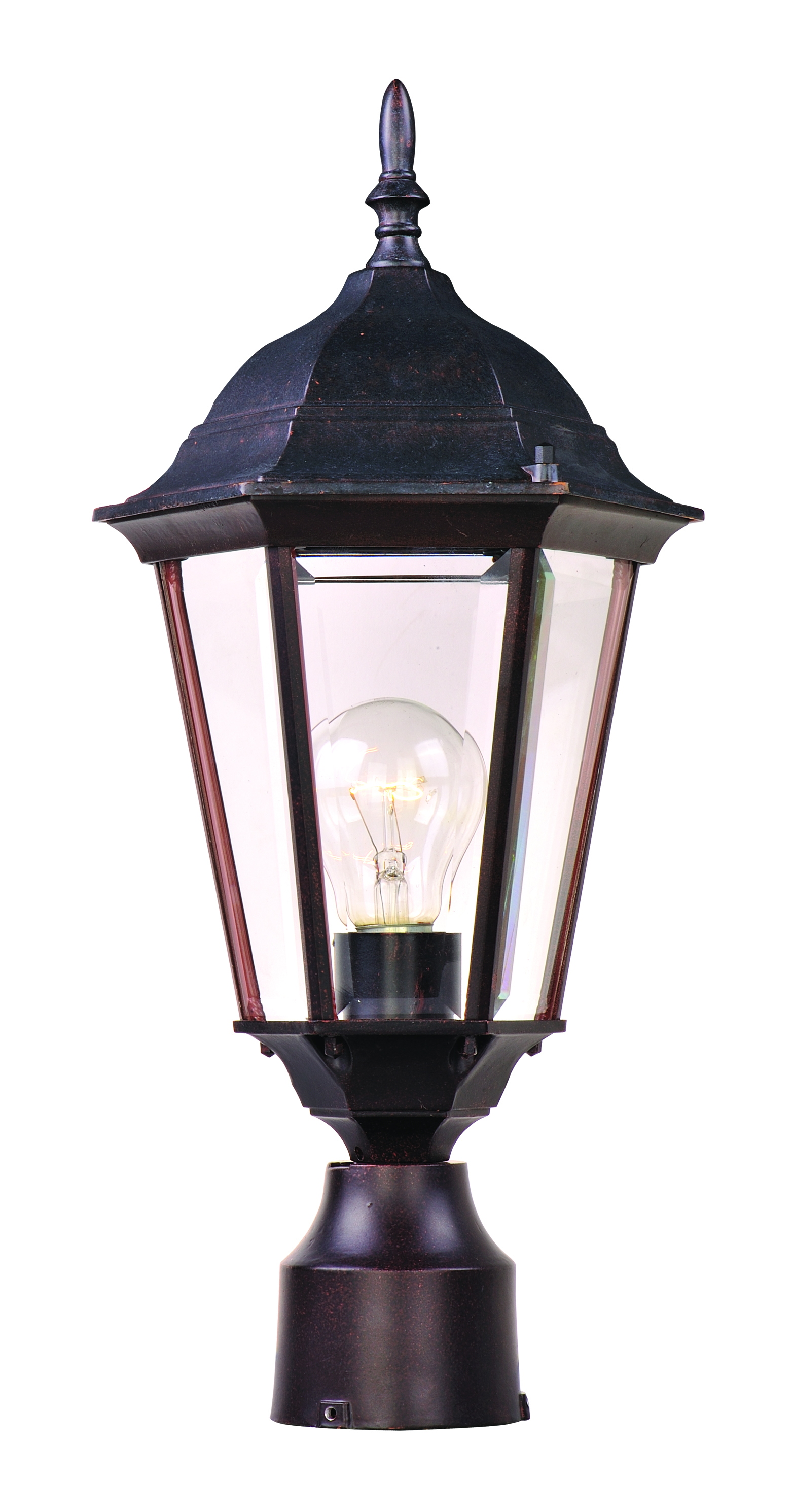 Westlake Cast 1 Light Outdoor Pole Post Lantern Outdoor