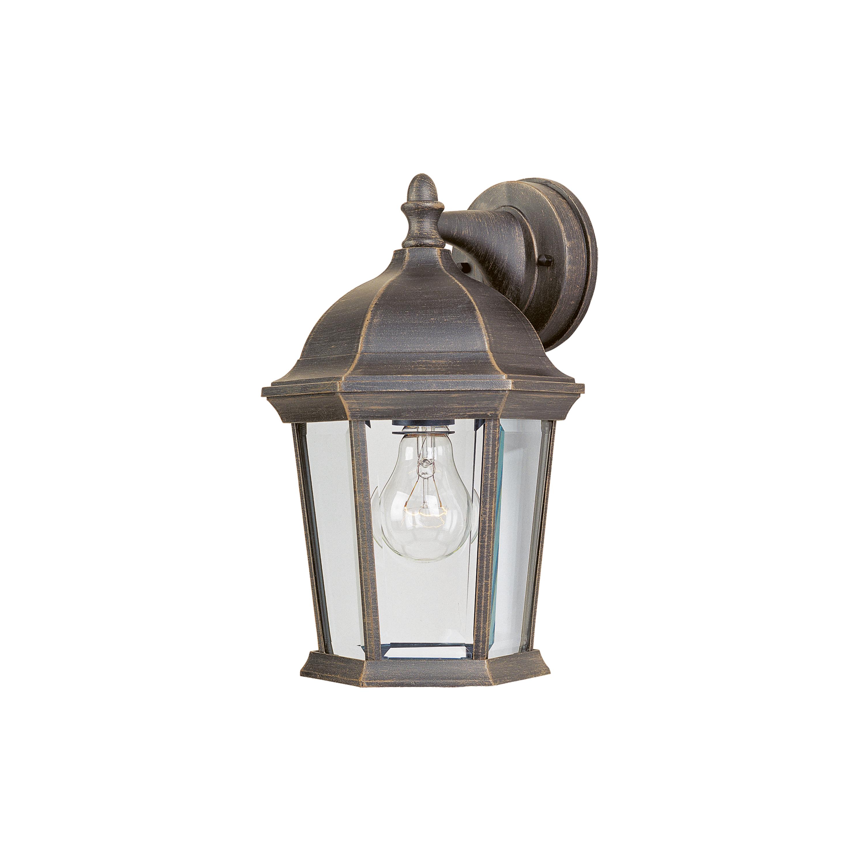 Builder Cast 1 Light Outdoor Wall Lantern
