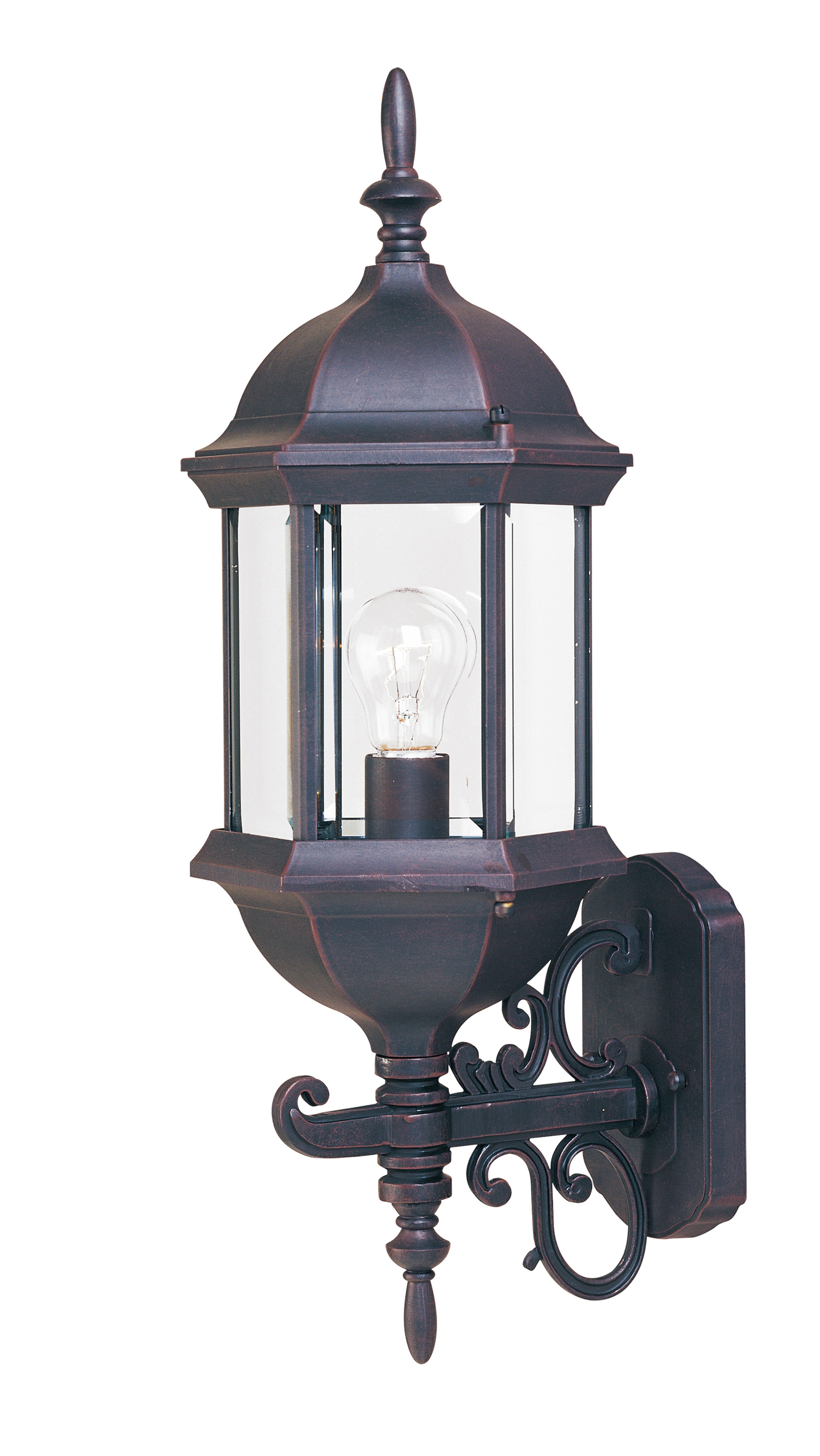 Builder Cast 1 Light Outdoor Wall Mount 1072cleb