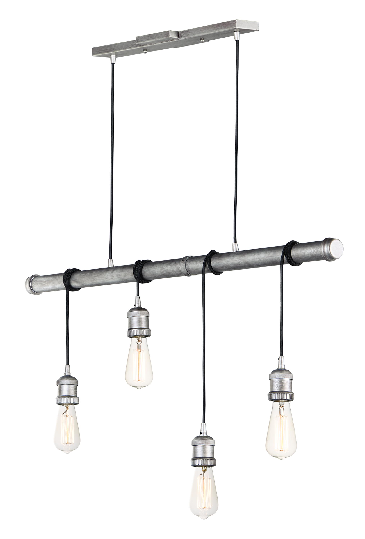 Early Electric 4 Light Pendant Pendant Maxim Lighting