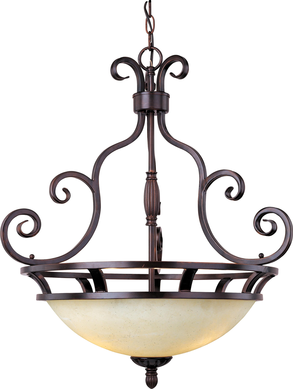 Manor Bowl Pendant | Maxim Lighting