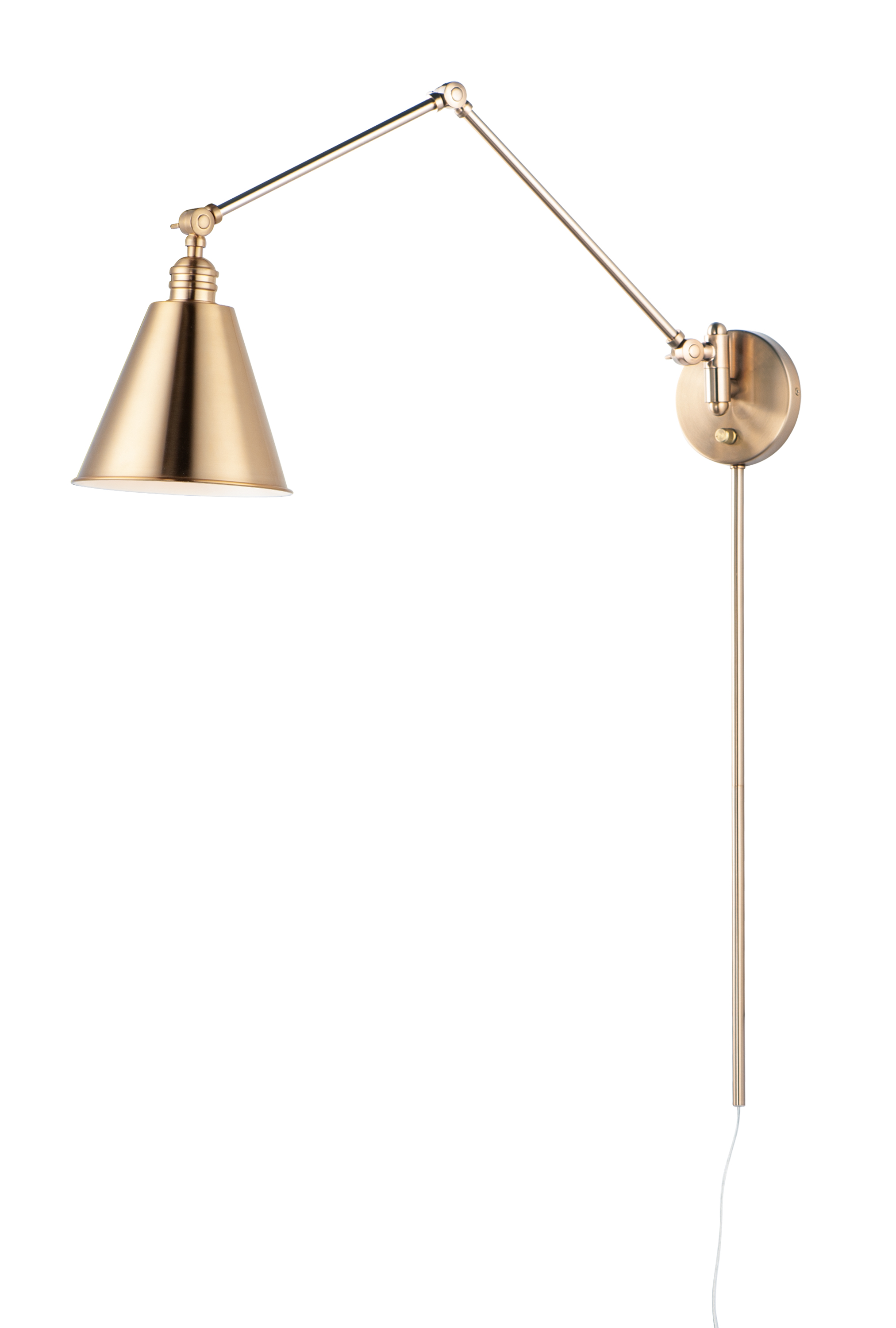 Library Wall Sconce | Maxim Lighting
