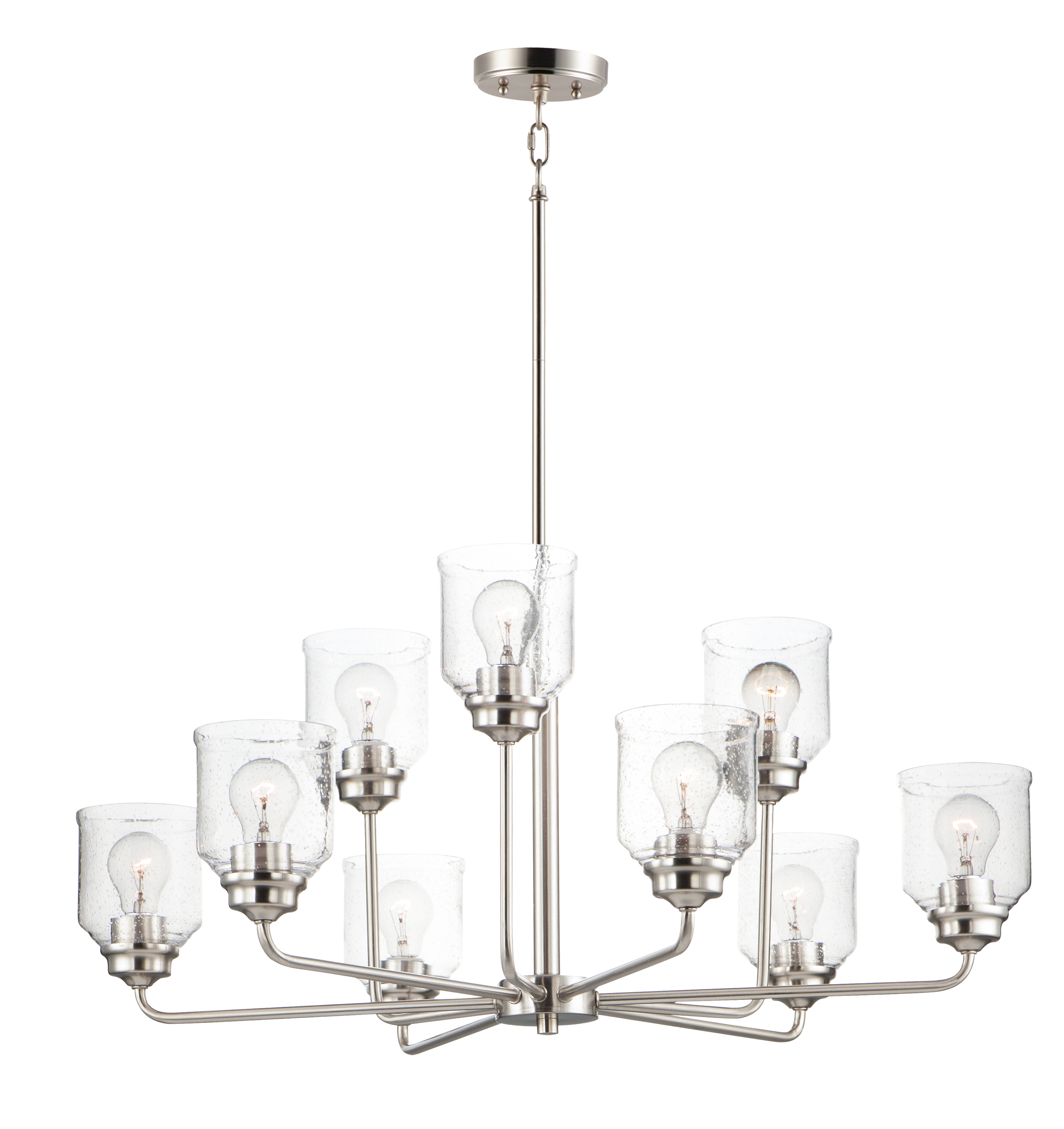 Acadia 9 Light Chandelier
