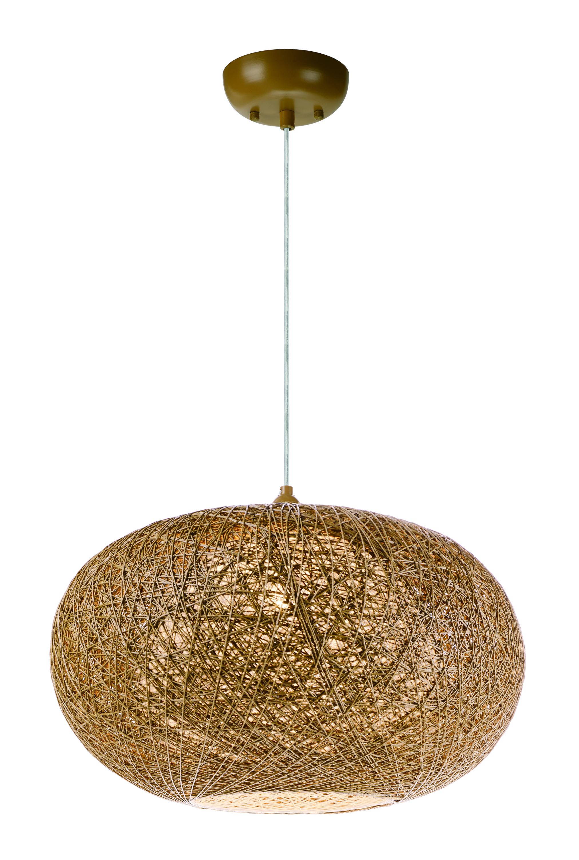 Bali 1-Light Chandelier