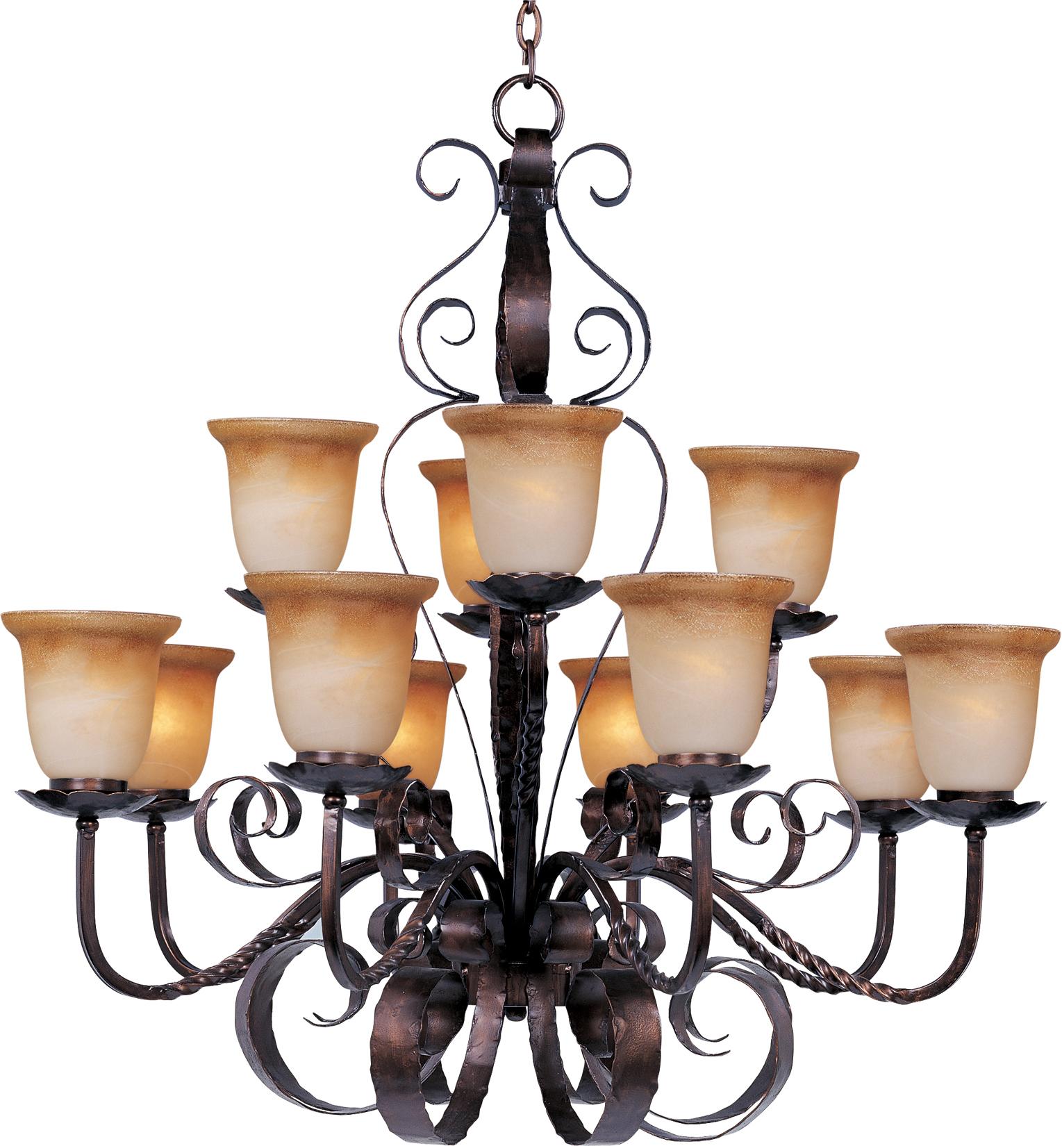 Aspen 12 light chandelier multi tier chandelier maxim lighting aspen arubaitofo Choice Image