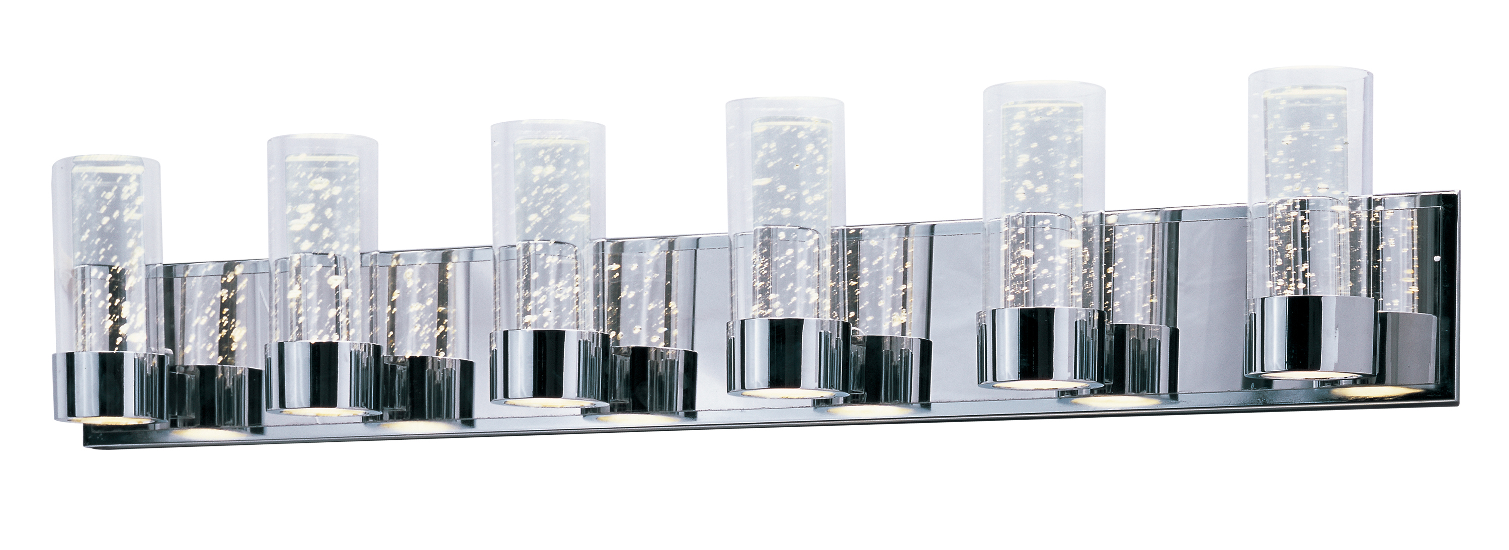 Sync LED 6-Light Vanity - Bath Vanity - Maxim Lighting