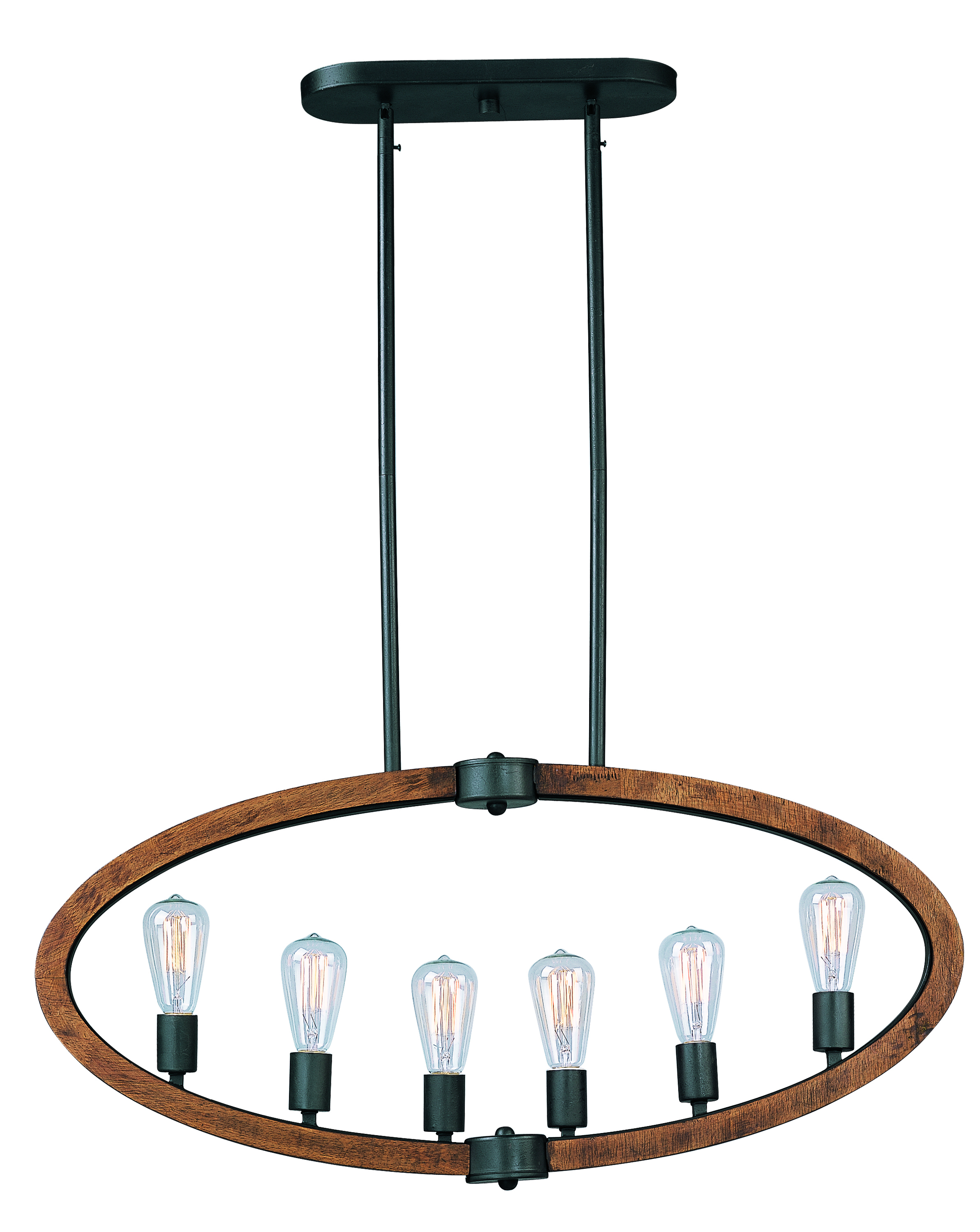 Bodega Bay Linear Pendant | Maxim Lighting