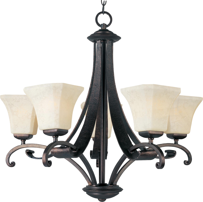 Oak Harbor Chandelier   Maxim Lighting