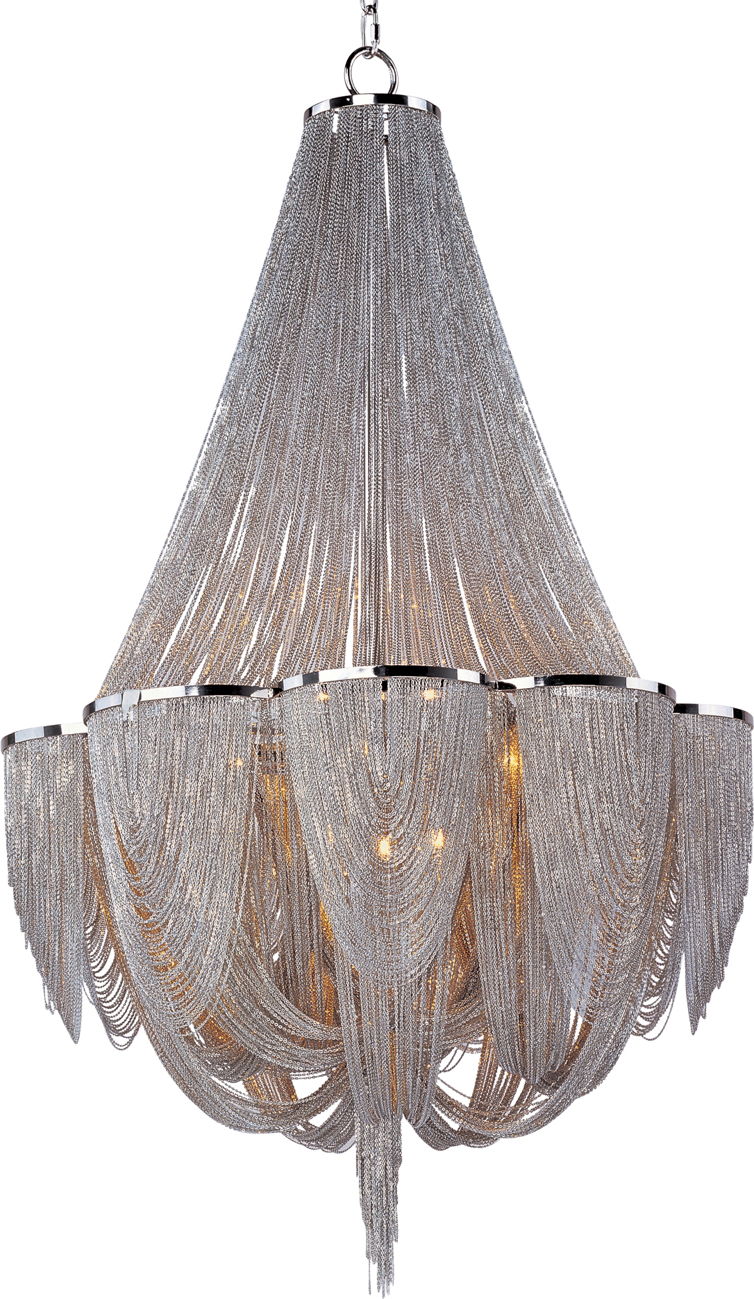Chantilly 12 Light Chandelier Single Tier Chandelier Maxim