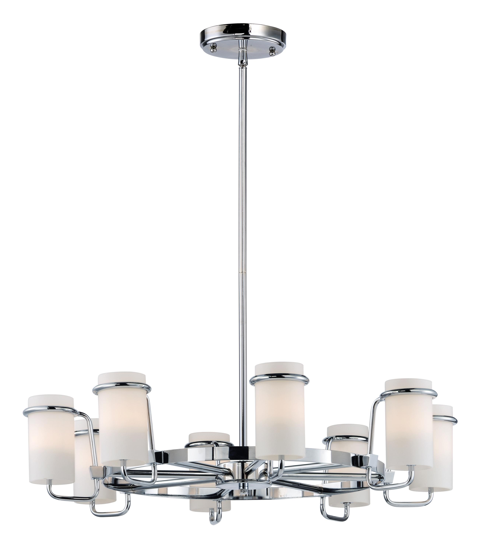 avant lighting. avant · 8-light chandelier lighting