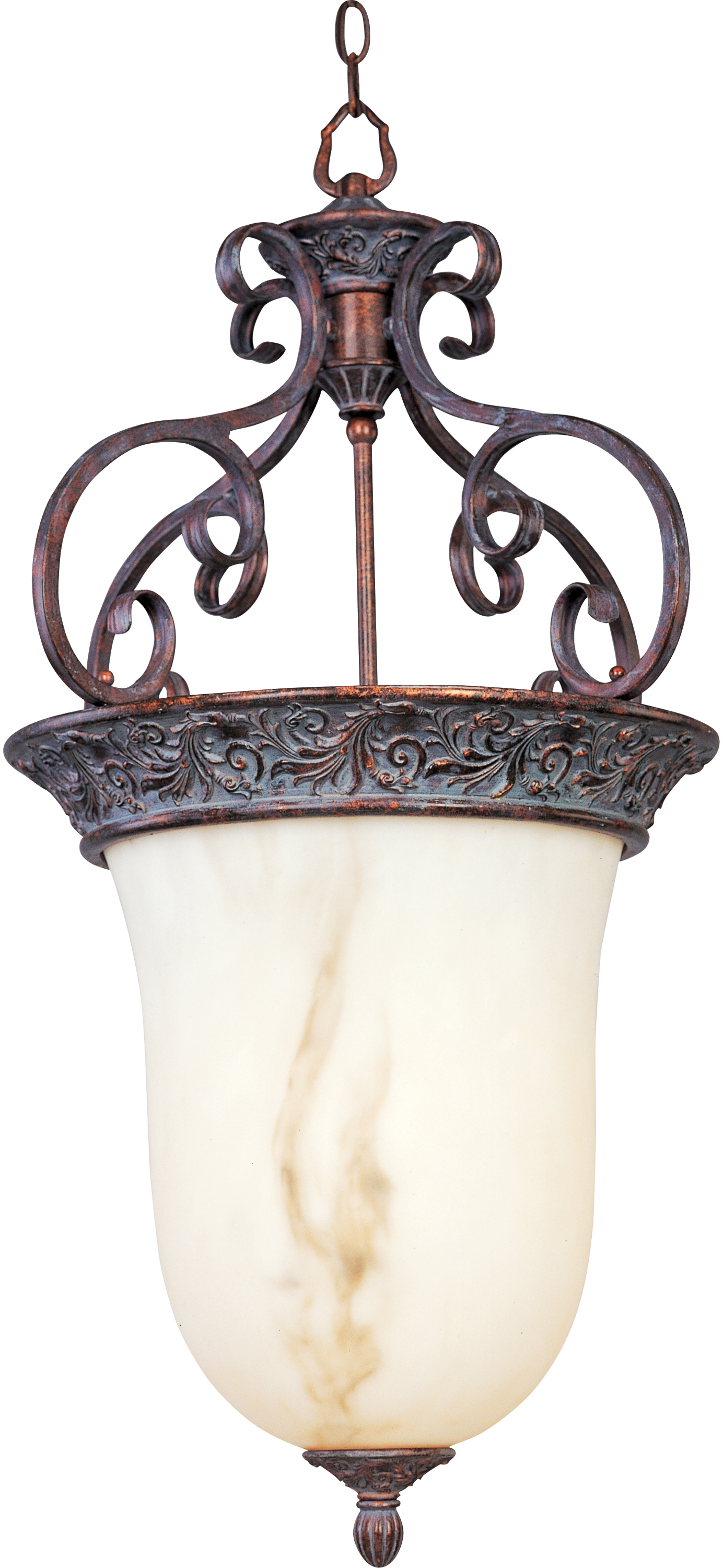 Apollo 3 Light Entry Foyer Pendant