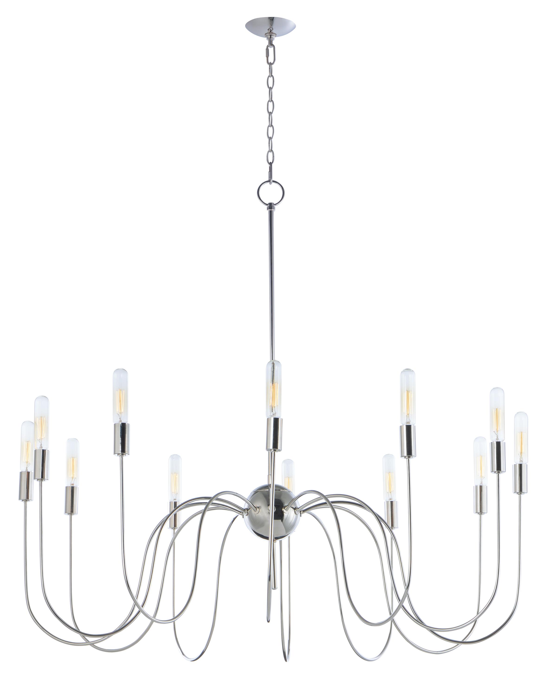 Willsburg Chandelier | Maxim Lighting