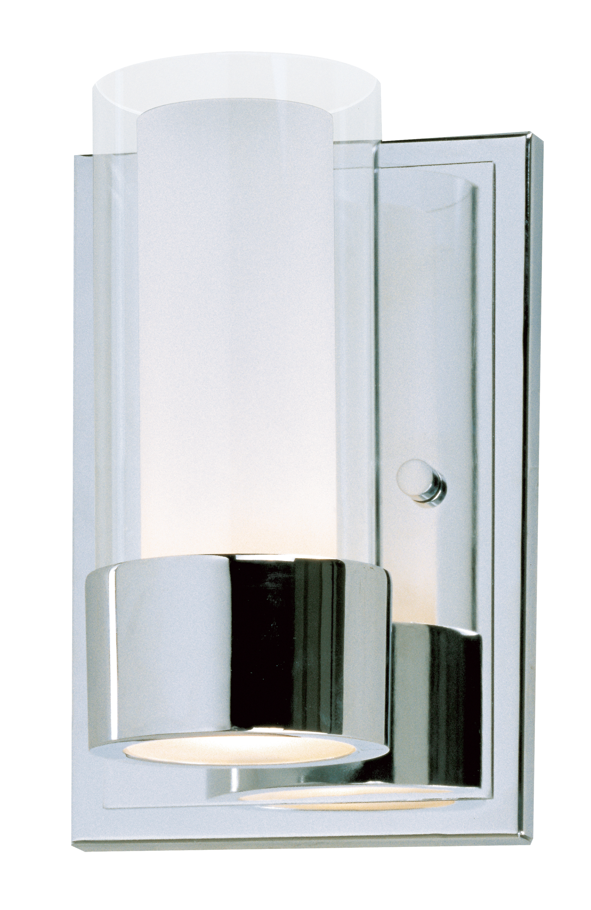 Silo 1 Light Wall Sconce Wall Sconce Maxim Lighting