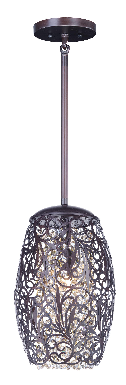 Arabesque Mini Pendant   Maxim Lighting