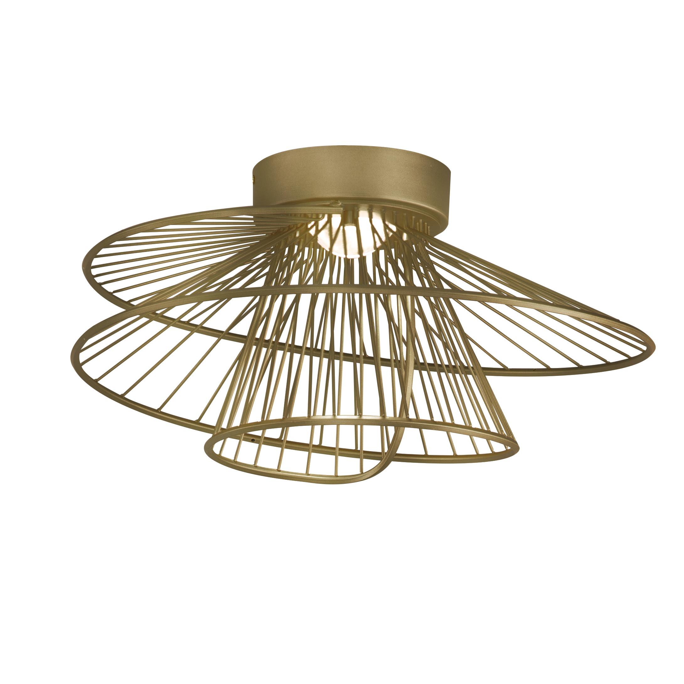 Zeta LED Flush Mount | Maxim Lighting
