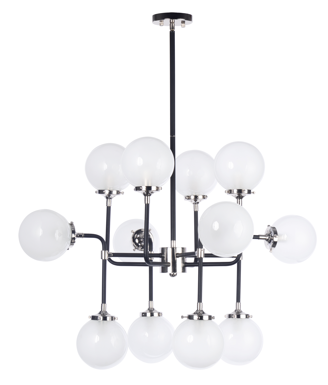 Atom Atom 12-Light Pendant ...  sc 1 st  Maxim Lighting & Atom 12-Light Pendant Lamp - Multi-Light Pendant - Maxim Lighting azcodes.com