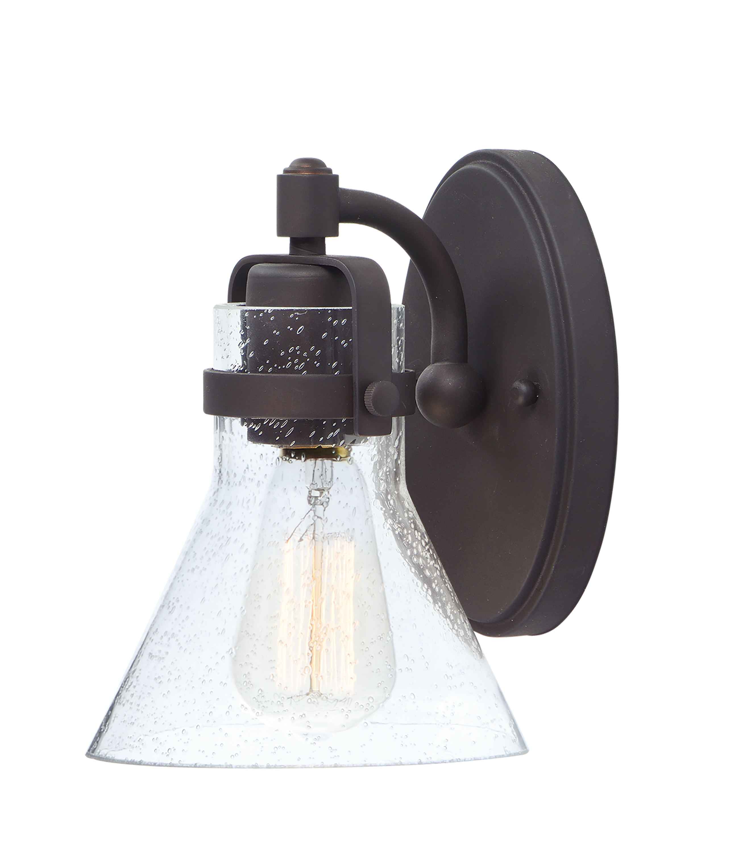 Seafarer Wall Sconce With Bulb | Maxim Lighting