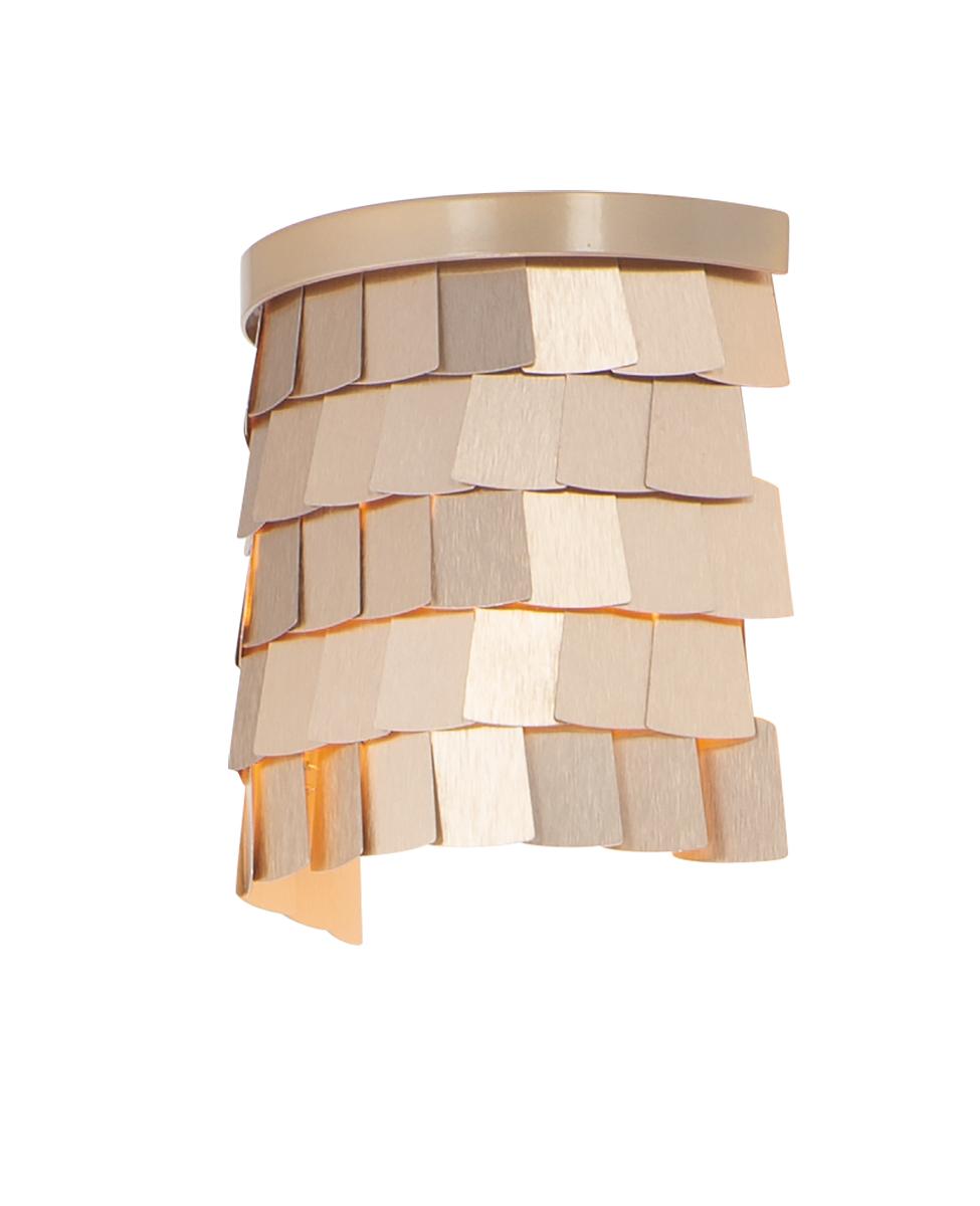 Glamour 2-Light Wall Sconce | Maxim Lighting