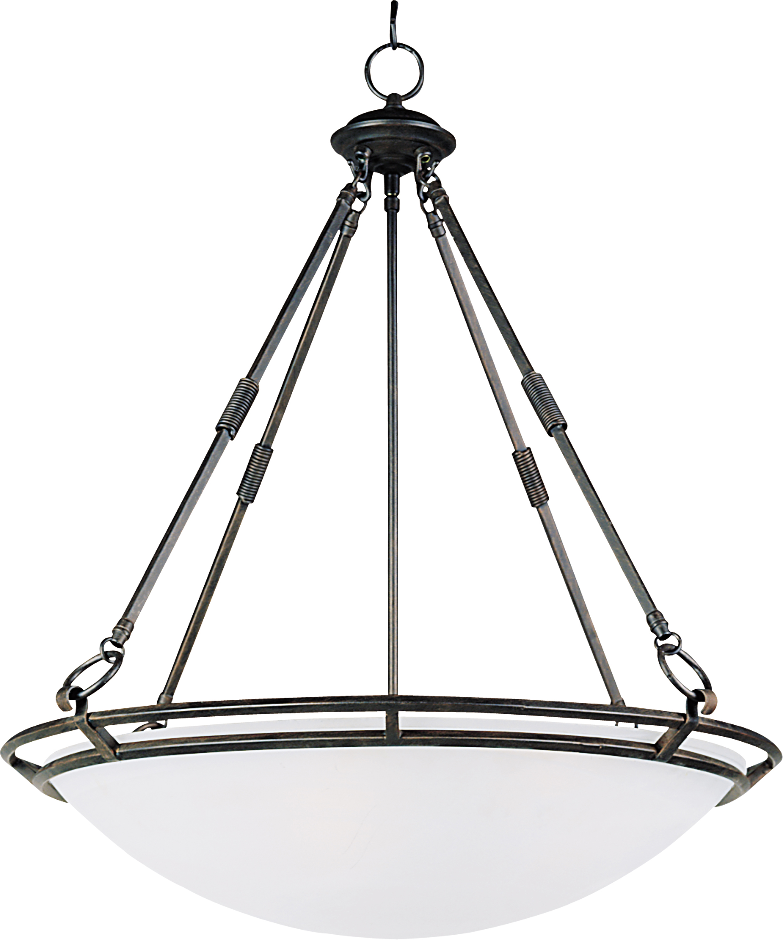 stratus 5-light pendant