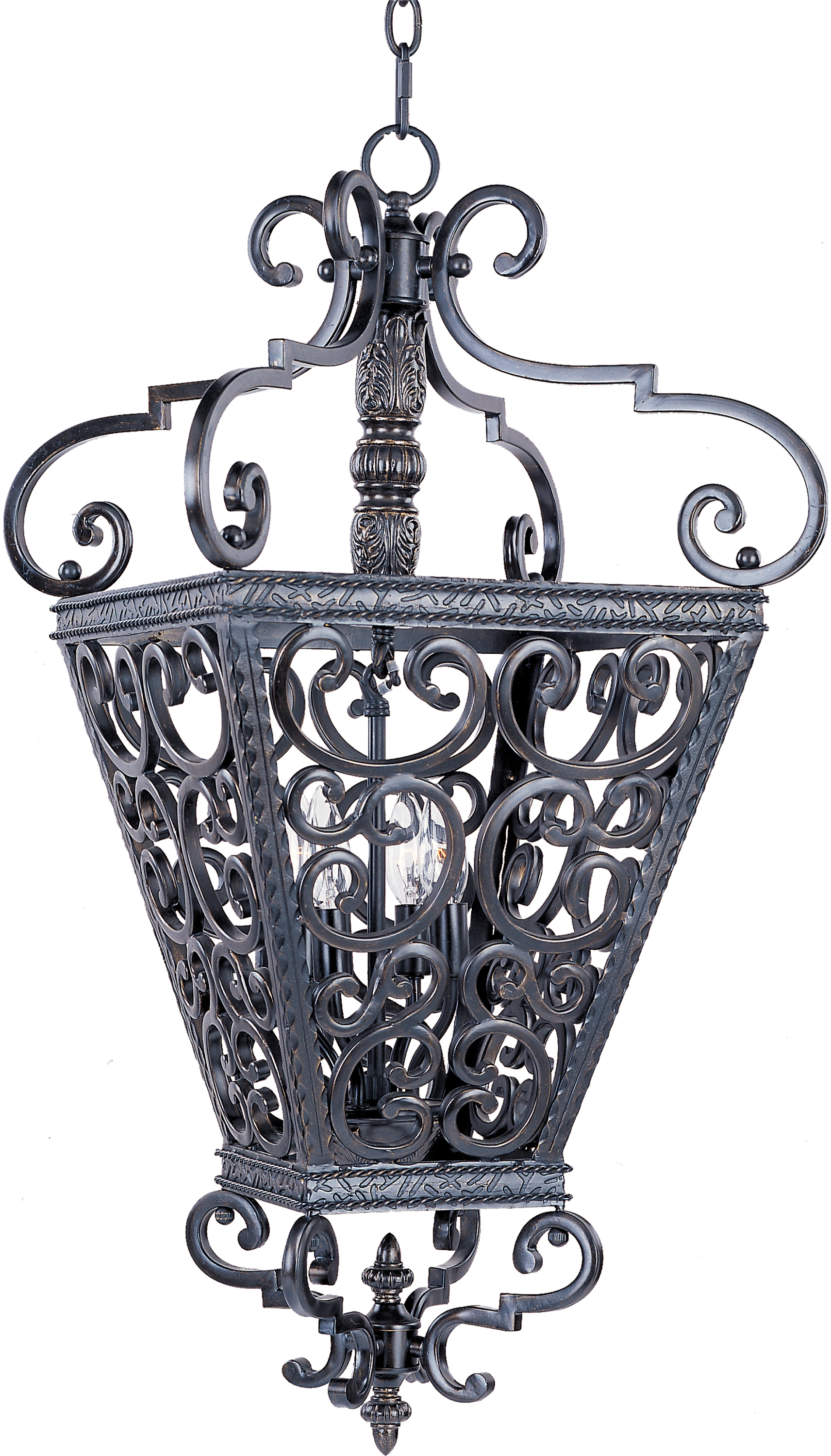 Southern 4 Light Entry Foyer Pendant
