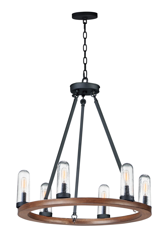 Lido Outdoor Chandelier | Maxim Lighting