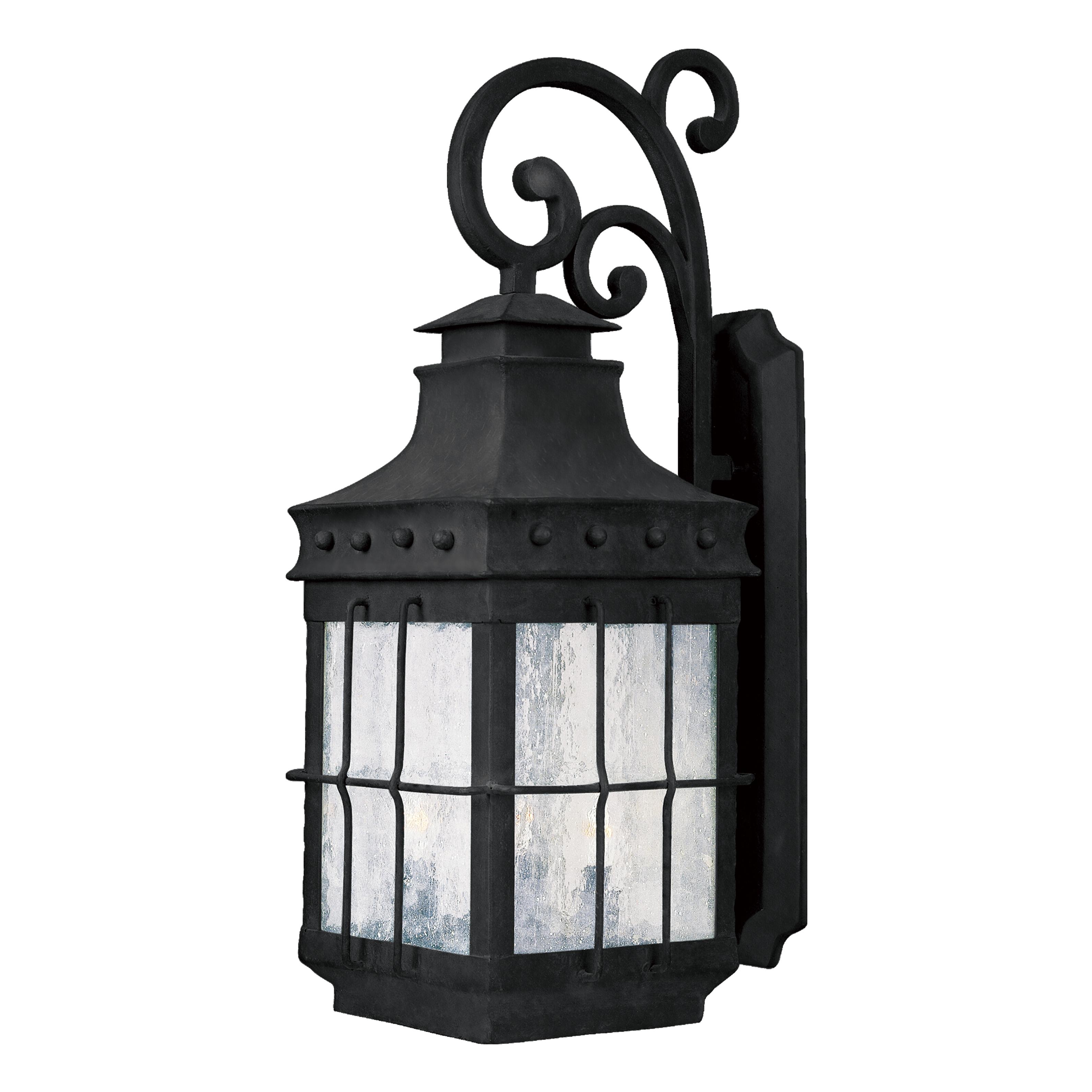 Nantucket 4 Light Outdoor Wall Lantern