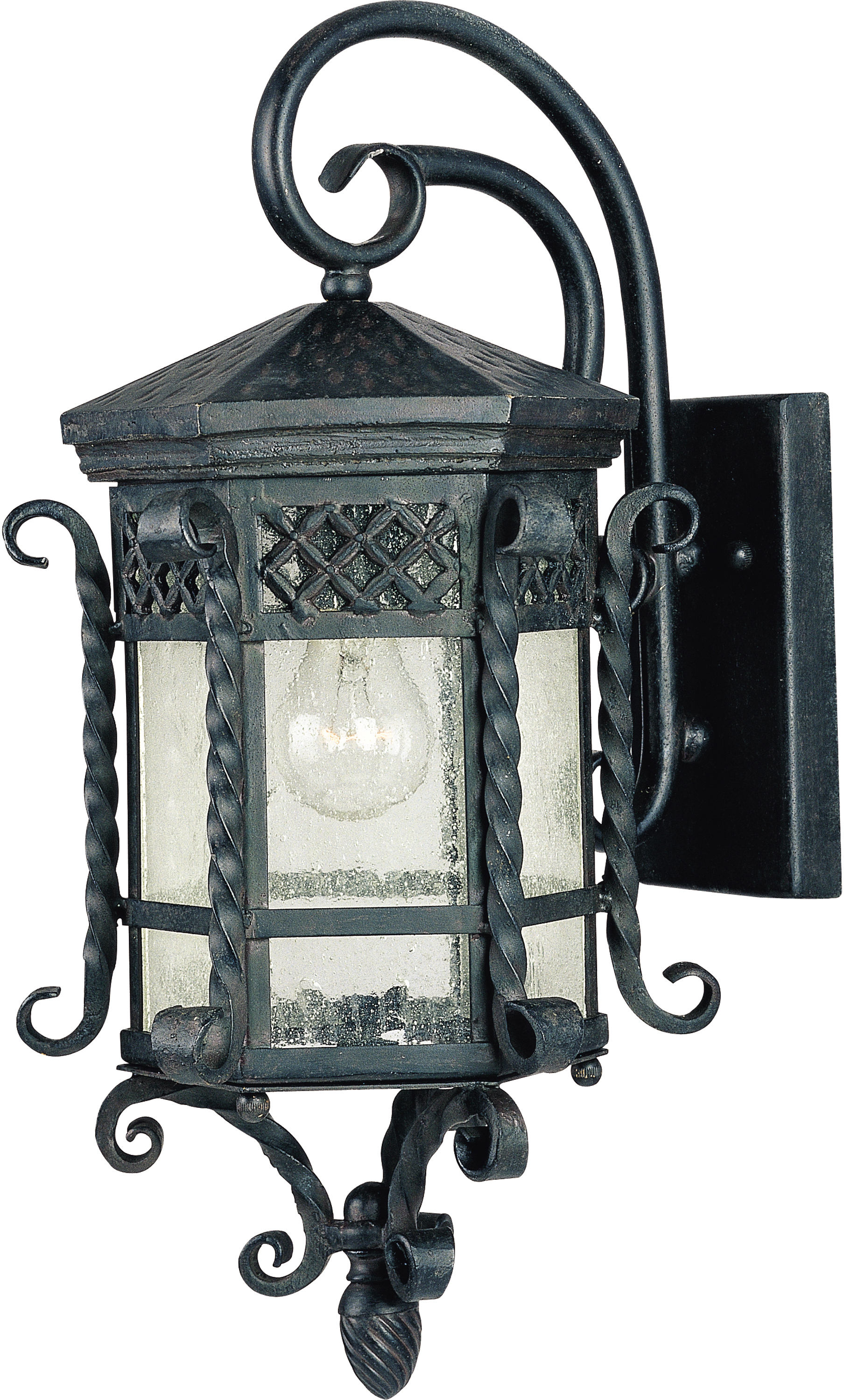 Scottsdale 1 light outdoor wall lantern outdoor wall mount maxim scottsdale aloadofball Gallery