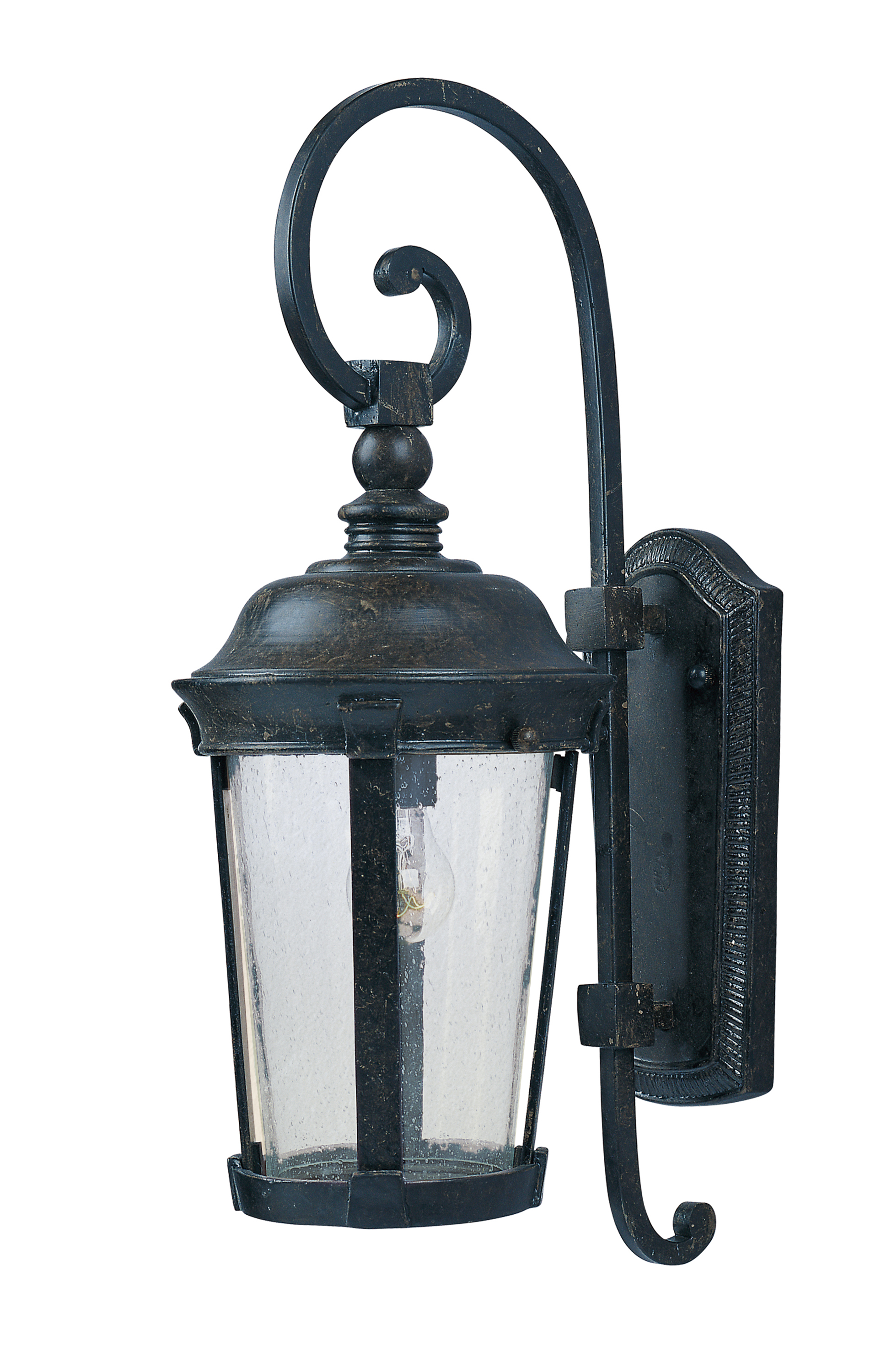 Dover cast 1 light outdoor wall lantern outdoor wall mount maxim dover dc aloadofball