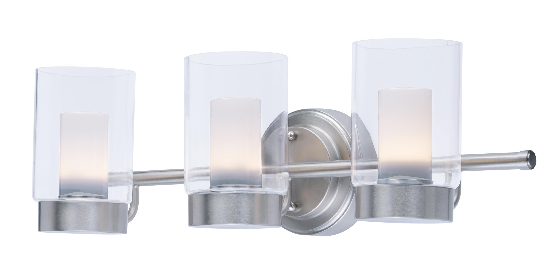 Mod 3-Light LED Vanity | Maxim Lighting