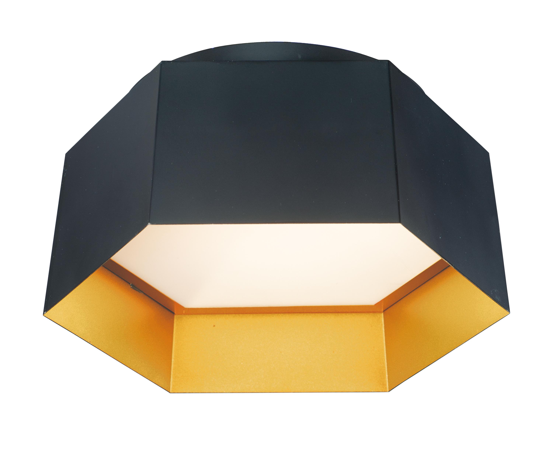 Honeycomb Flush Mount | Maxim Lighting