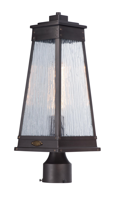 Schooner Outdoor Pole | Maxim Lighting