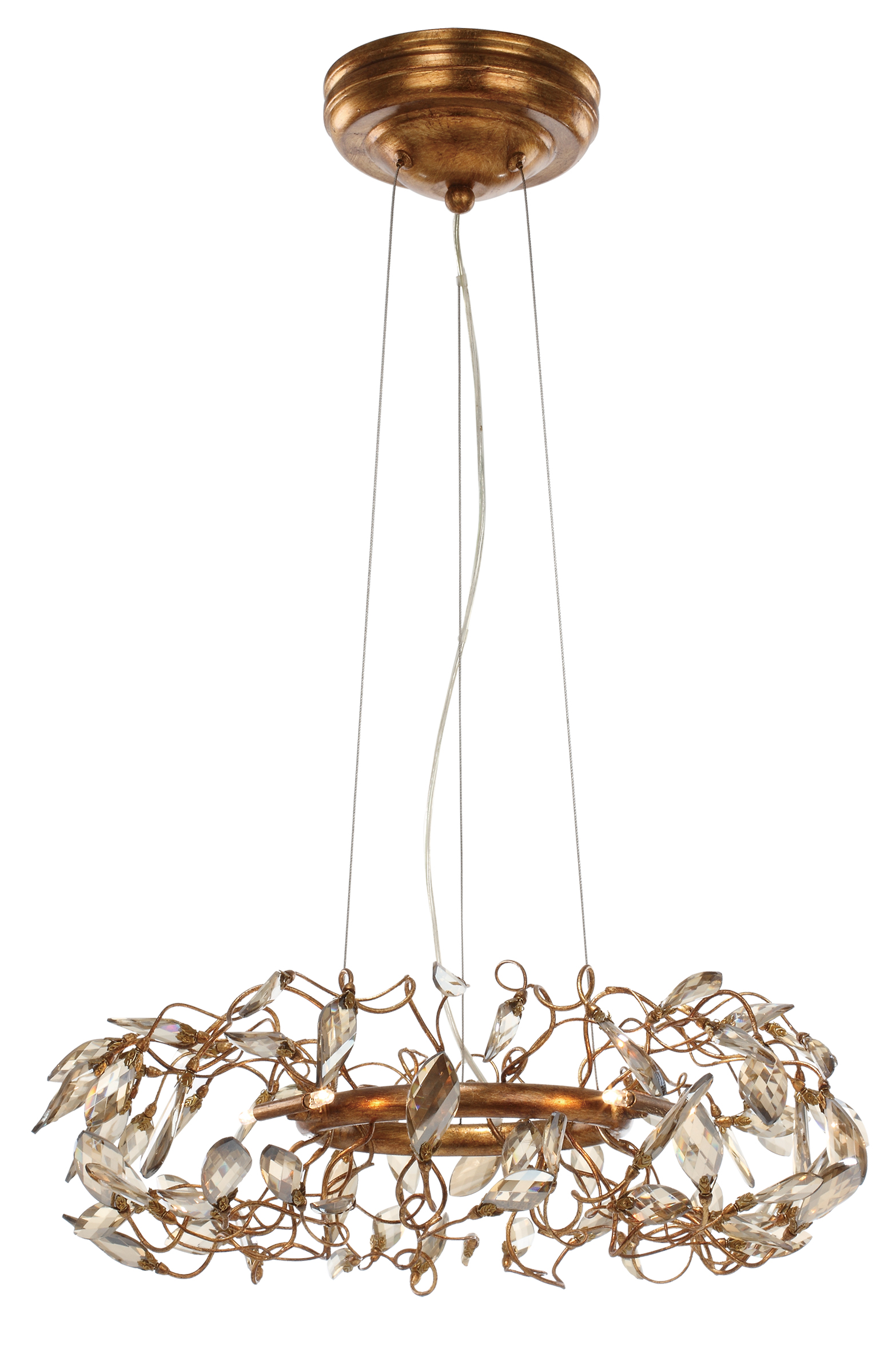 Crystal Garden Pendant | Maxim Lighting