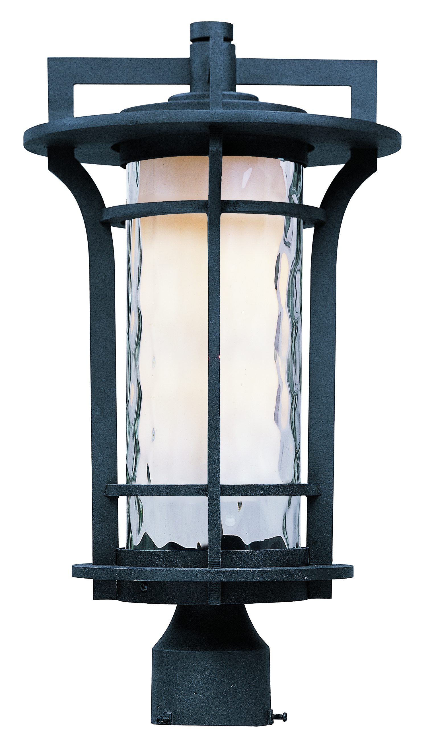 Oakville 1 Light Outdoor Pole Post Lantern 30480wgbo