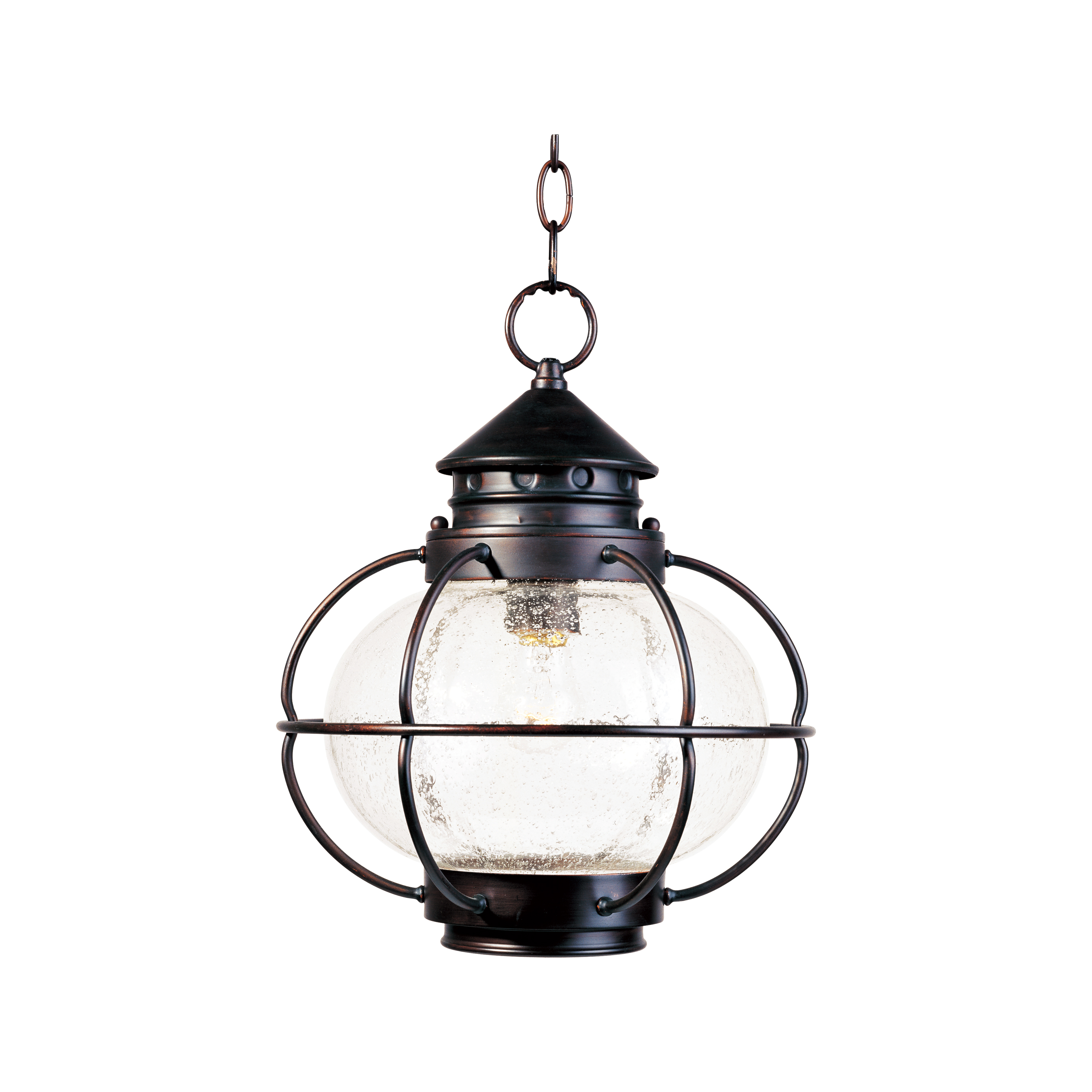 charred zinc pin wide light street pendant outdoor pearl lighting lights hanging