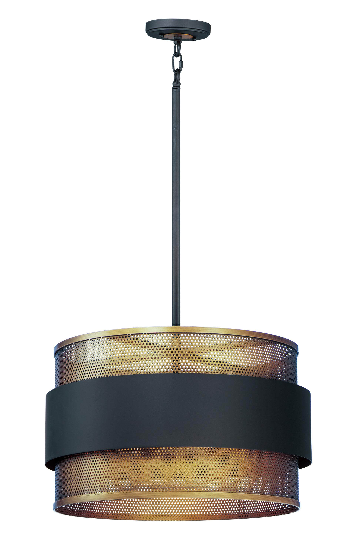 Caspian 3-Light Pendant | Maxim Lighting