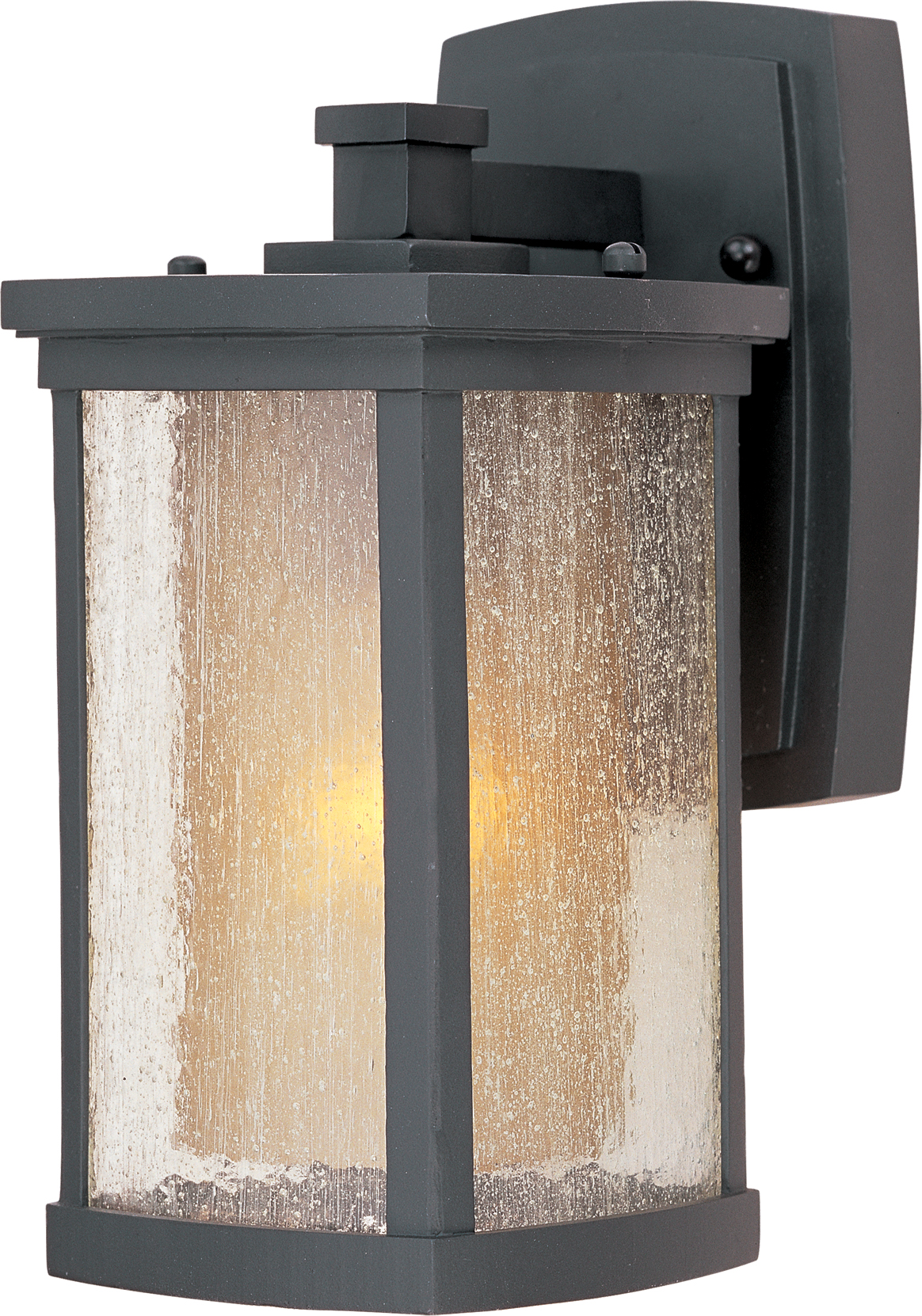 Bungalow 1 light wall lantern outdoor wall mount maxim lighting bungalow aloadofball Gallery
