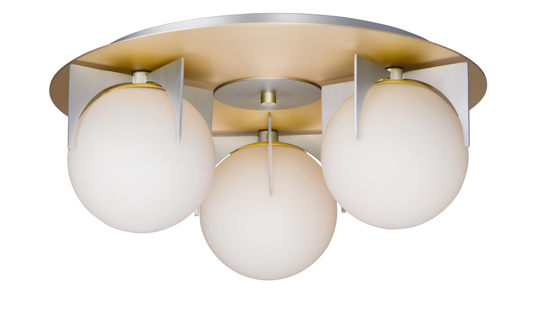 Finn 3-Light Flush Mount | Maxim Lighting