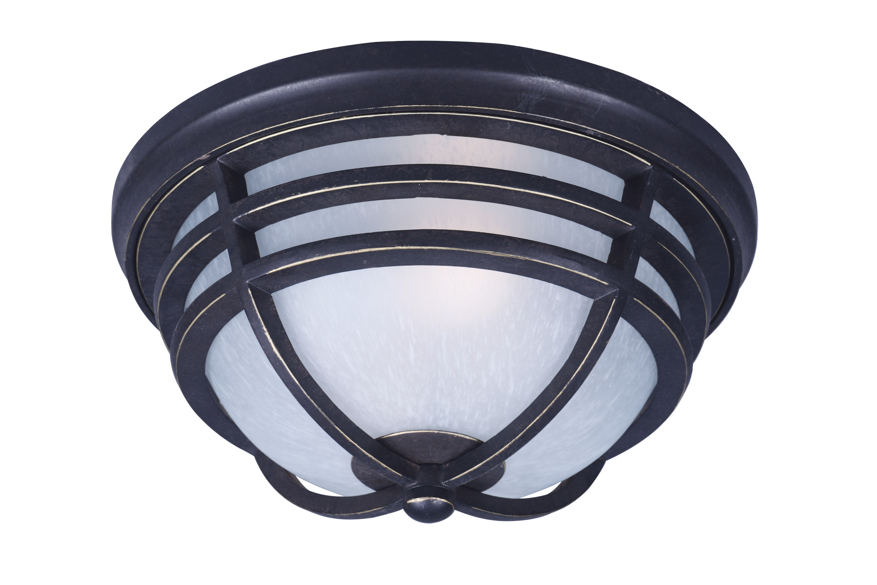 Westport Dc 1 Light Outdoor Flush Mount Outdoor Flush Mount Maxim Lighting