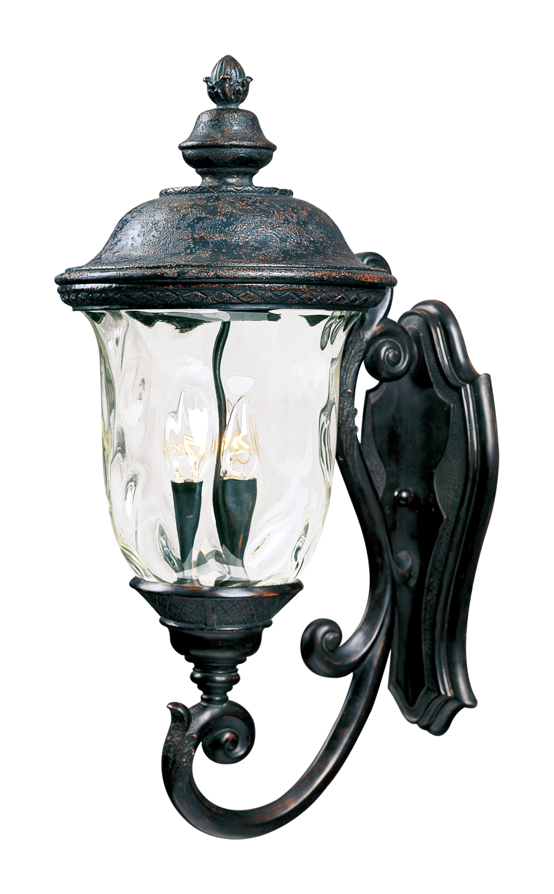 Carriage house dc 3 light outdoor wall lantern outdoor wall mount carriage house dc aloadofball Image collections