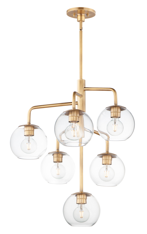 Branch 6-Light Pendant | Maxim Lighting