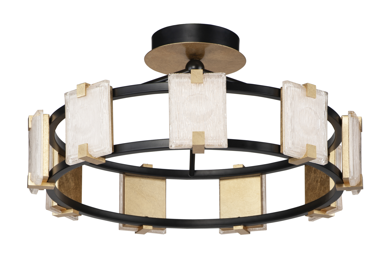 Radiant 9-Light LED Flush Mount | Maxim Lighting