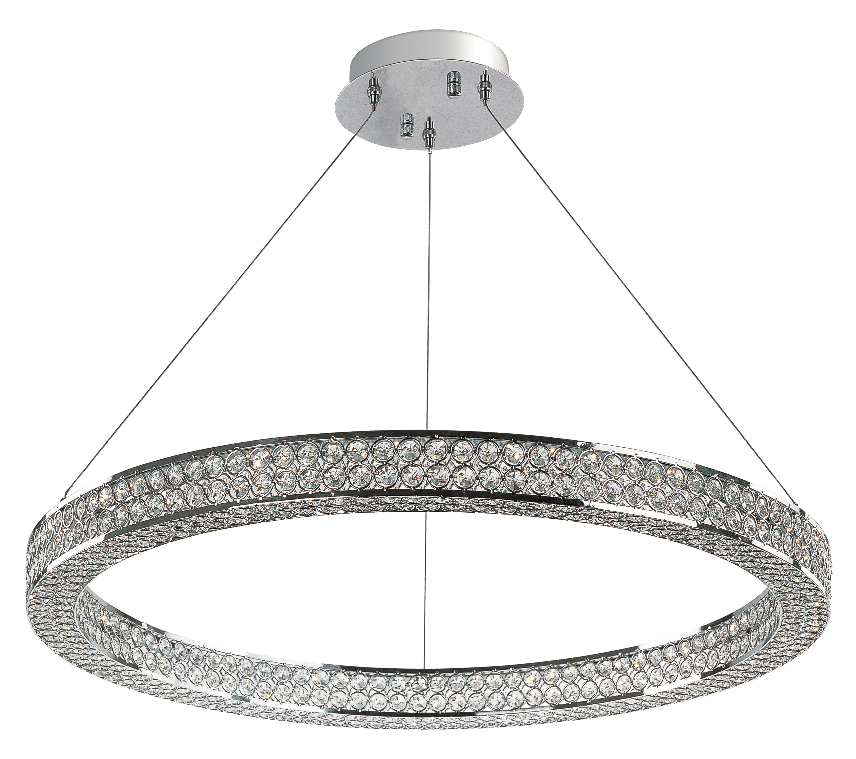 Eternity 30-inch LED Pendant | Maxim Lighting