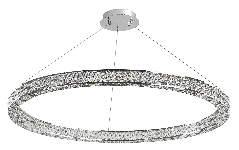 Eternity 40-inch LED Pendant | Maxim Lighting