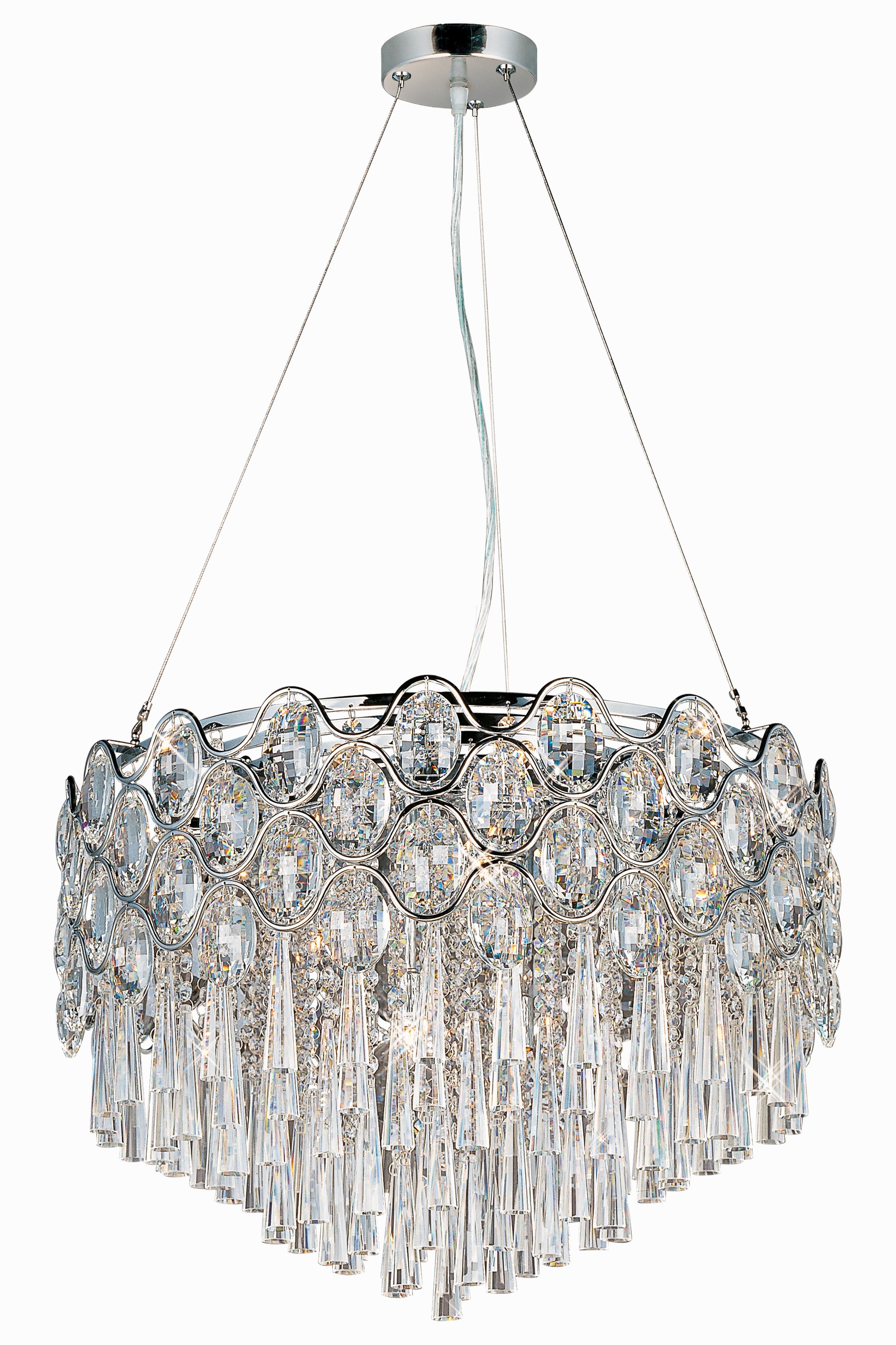 Jewel 20-Light Pendant | Maxim Lighting