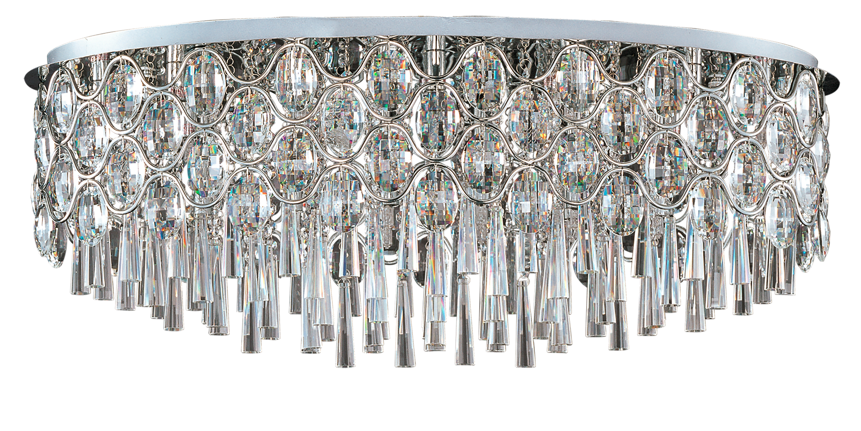 Jewel Flush Mount | Maxim Lighting