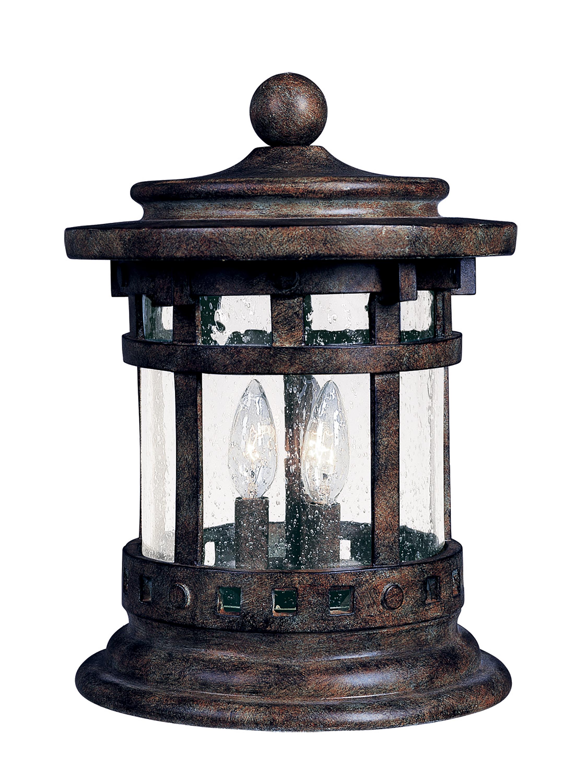Santa Barbara Outdoor Deck Lantern | Maxim Lighting