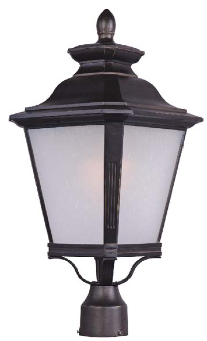 Knoxville LED Outdoor Pole/Post Lantern New