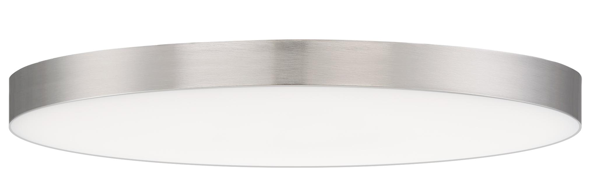 Trim 16-inch Round LED Flush Mount 3000K | Maxim Lighting