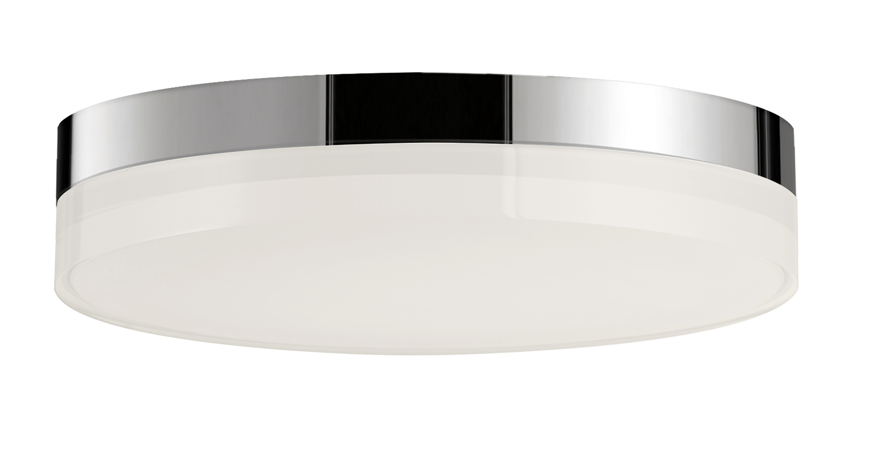 Illuminaire II 7-inch Round LED Flush Mount 3000K | Maxim Lighting