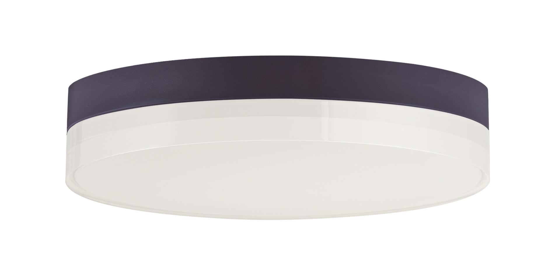 Illuminaire II 9-inch Round LED Flush Mount 3000K | Maxim Lighting
